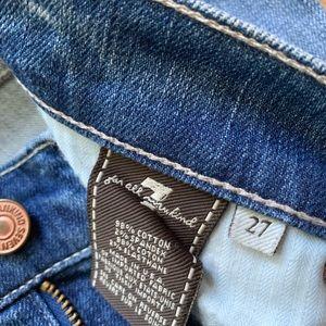 7 For All Mankind Jeans - Wide leg designer jean